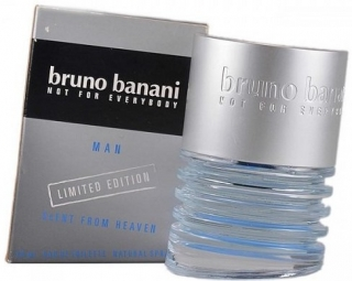 Bruno Banani Man Scent From Heaven 30 ml EDT  - limitovaná edice