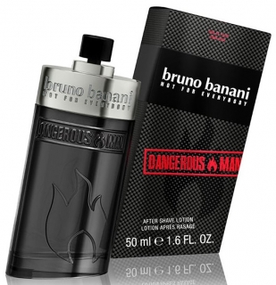 Bruno Banani voda po holení 50 ml Dangerous Man