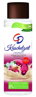 CD Cremebad  pěna do koupele 400 ml Beeren & Mandelmilch