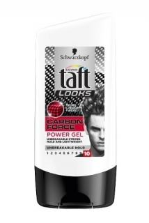 Taft gel na vlasy 150 ml Carbon Force