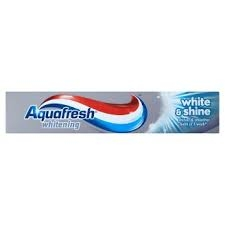Aquafresh zubní pasta Whitening White & Shine 100 ml