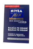 Nivea Men balzám po holení 100 ml Skin Essentials
